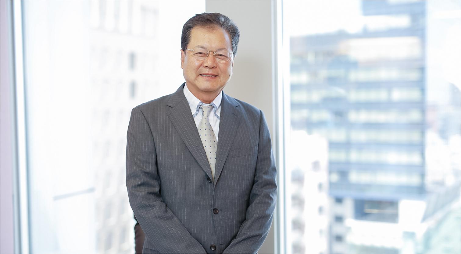 代表取締役 小林 昭伍より採用希望者へメッセージ